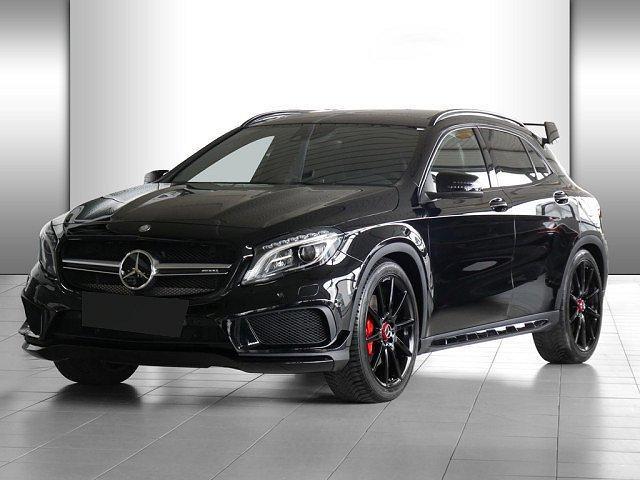 Mercedes-Benz GLA - 45 AMG Edition 1 4M Night Xenon Spur+Totw-As