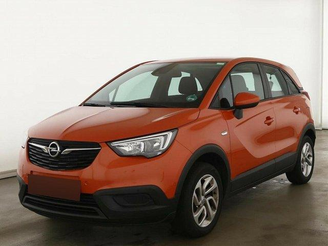 Opel Crossland X - 1.2 Turbo Edition