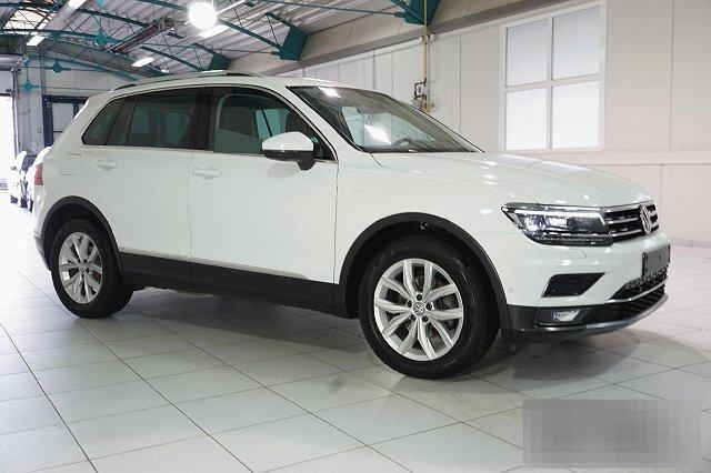 Volkswagen Tiguan - 1,5 TSI ACT OPF DSG HIGHLINE NAVI LED PANO AHK LM18