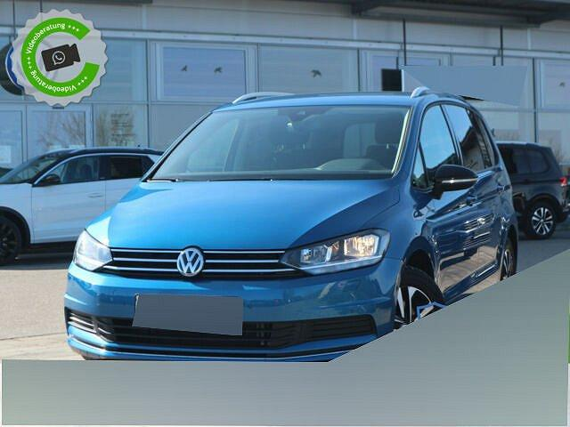 Volkswagen Touran - 1.5 TSI DSG IQ.DRIVE 7-SITZER GARANTIE+NA