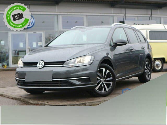 Volkswagen Golf Variant - VII 2.0 TDI DSG IQ.DRIVE AHK+GARANT