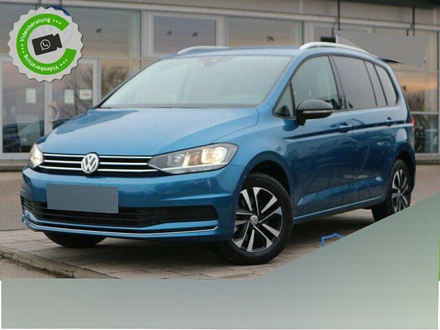 Volkswagen Touran - 1.5 TSI DSG IQ.DRIVE 7-SITZER GARANTIE NA