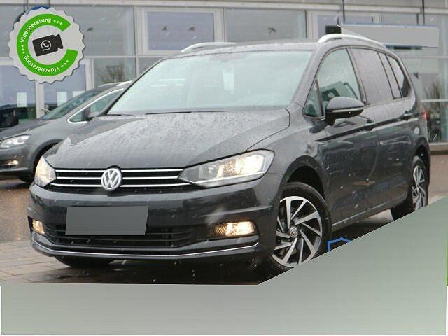 Volkswagen Touran - 2.0 TDI SOUND 7-SITZER NAVI+AHK+BLUETOOTH