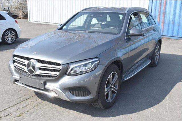 Mercedes-Benz GLC - 250 4M AMG in. Off Road ext. Distronic Navi