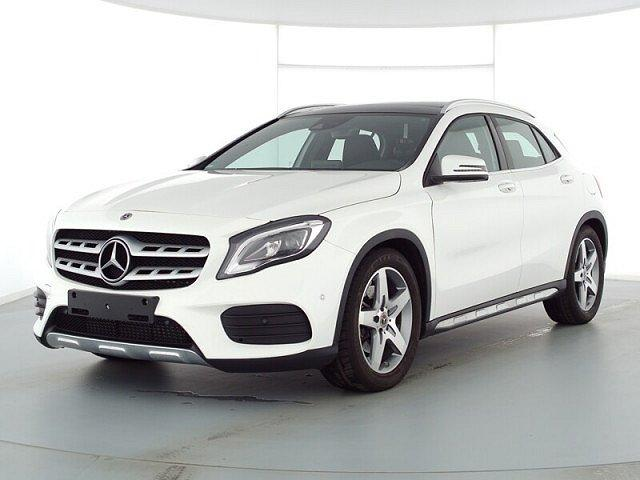 Mercedes-Benz GLA - 220 4M AMG Line AHK Pano Navi LED+ DAB SHZ A