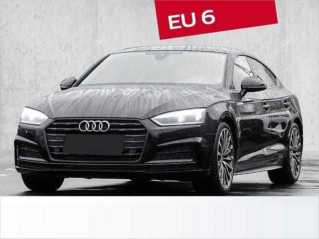 Audi A5 Sportback - 2.0 TFSI S tronic line Black Edition sport