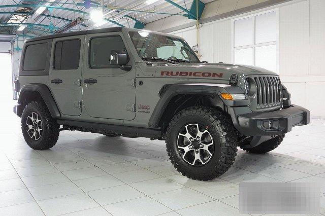 Jeep Wrangler - JL 2,0 T-GDI UNLIMITED 4WD RUBICON AUTOMATIK MJ 2021