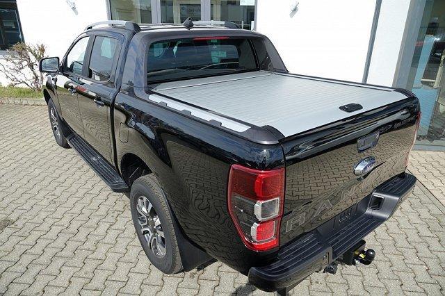 Ford Ranger - WILDTRAK AHK/Rollo/Parkassist/5JGarantie!