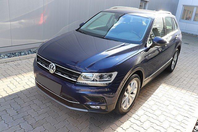 Volkswagen Tiguan - 2.0 TDI DSG Highline AHK,Navi,LED,Active In