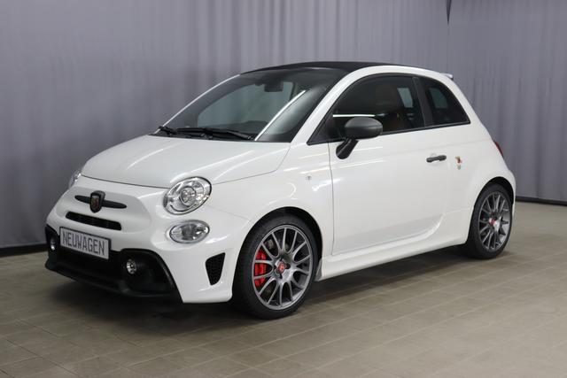Abarth 595C - Competizione Sie sparen 5.980€ 1,4 T-Jet, Bi-xenon Scheinwerfer, Beats® Audio Soundsystem, Navigationssystem, Apple CarPlay, 17