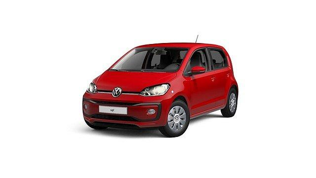 Volkswagen up! - up 1.0 move Tempomat/ Start-Stop/ LED