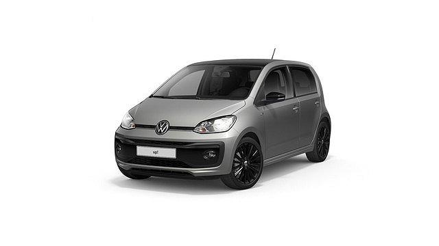 Volkswagen up! - 1.0 move/R-Line Exterieur 1xR-Line/Tempo/Rüka/