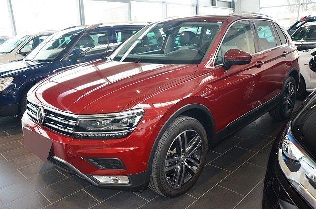 Volkswagen Tiguan - 2.0 TDI 4 Motion DSG Highline Head Up/ACC/D