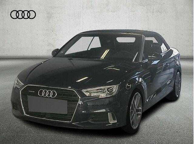 Audi A3 Cabriolet - 40 TFSI Q S tronic Sport Navi Kamera