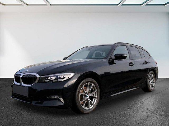 BMW 3er Touring - 320d Sport Line Aut. Klimaaut. PDC