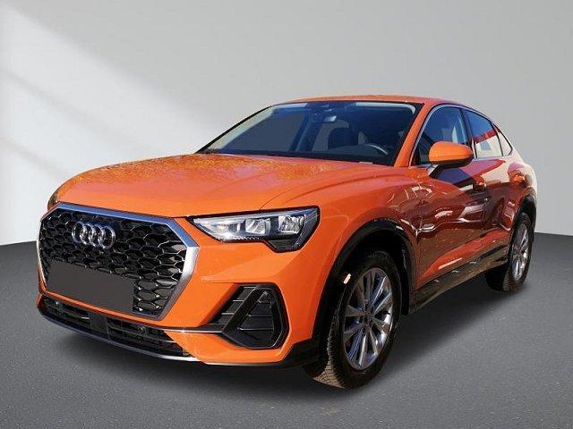 Audi Q3 Sportback - 35TDI S tronic virtualC. Navi Leder ACC