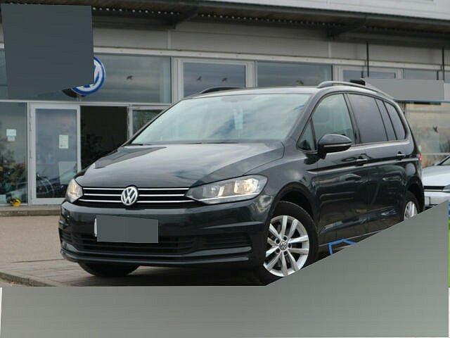 Volkswagen Touran - 2.0 TDI DSG NAVI+STANDHEIZUNG+AHK+BLUETOO