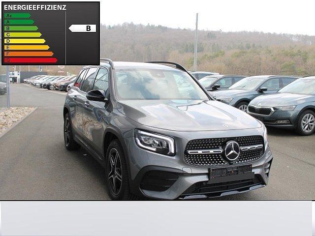 Mercedes-Benz GLB - 200 AMG Line Navi LED Keyless elektr. Heckklappe RFK Assistenz.