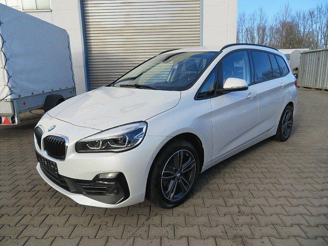 BMW 2er Gran Tourer - 216 i Sport Line*Navi*voll LED*AHK*
