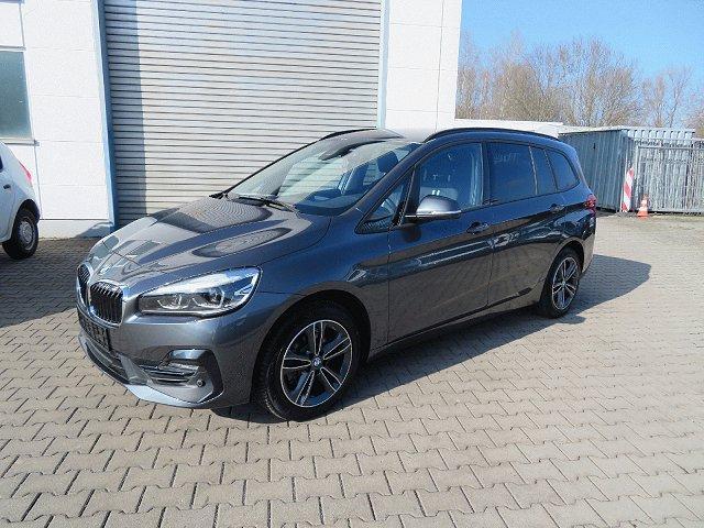 BMW 2er Gran Tourer - 216 i Sport Line*Navi*HiFi*LED*