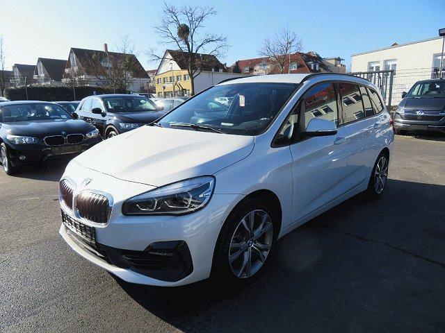 BMW 2er Gran Tourer - 216 i Sport Line*Navi*HiFi*AHK*LED*