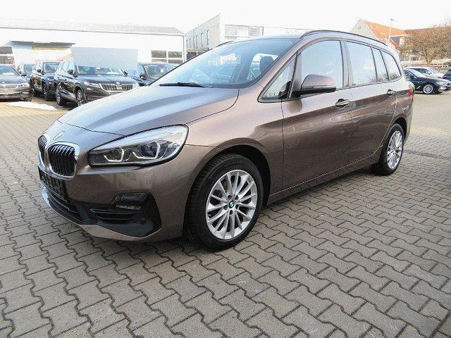 BMW 2er Gran Tourer - 216 i Sport Line*Navi*7Sitze*AHK*LED