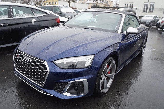 Audi S5 - Cabrio 3.0 TFSI quattro*Navi*BO*ACC*Laser*