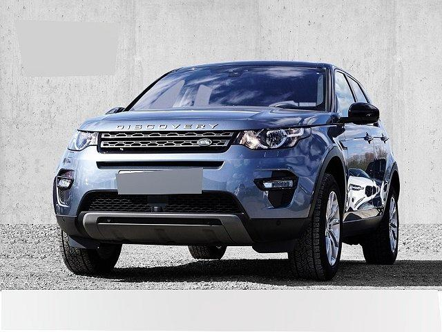 Land Rover Discovery Sport - SE 2.0 SD4 240 AWD Leder Navi StandHZG Keyless e-Sitze HUD Radar Allrad