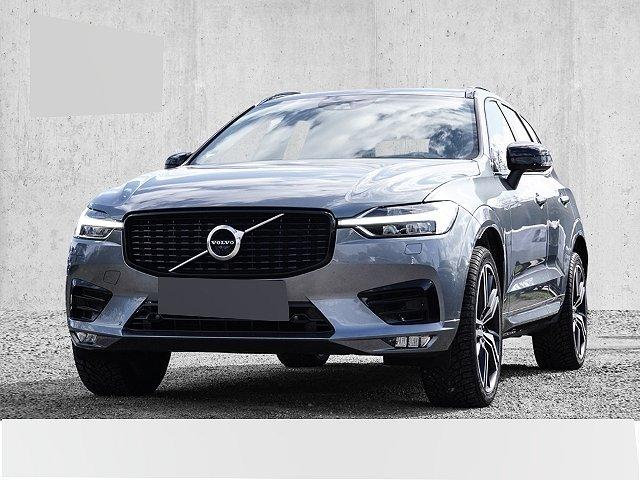 Volvo XC60 - XC 60 R Design AWD B4 Diesel EU6d Navi StandHZG Keyless e-Sitze HUD ACC Rückfahrkam.