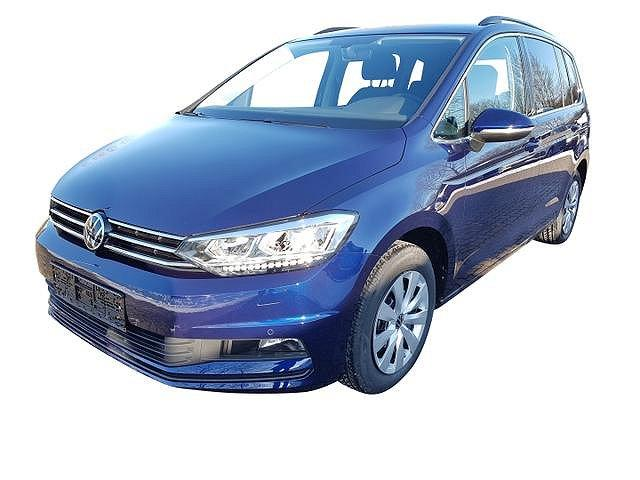 Volkswagen Touran - Comfortline Plus 7-Sitze/App-Connect/DAB/3-Zone...
