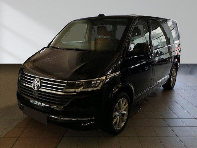 Volkswagen Multivan 6.1 - Highline Motor: 2,0 l TDI EU6 SCR BlueMotion Technology Getriebe: 6-Gang-Schaltgetriebe Radstand: 3 , T6.1Multian 2,0TDI
