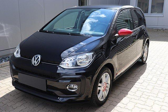 Volkswagen up! - up 1.0 TSI beats PDC,GRA,Sitzhz.,