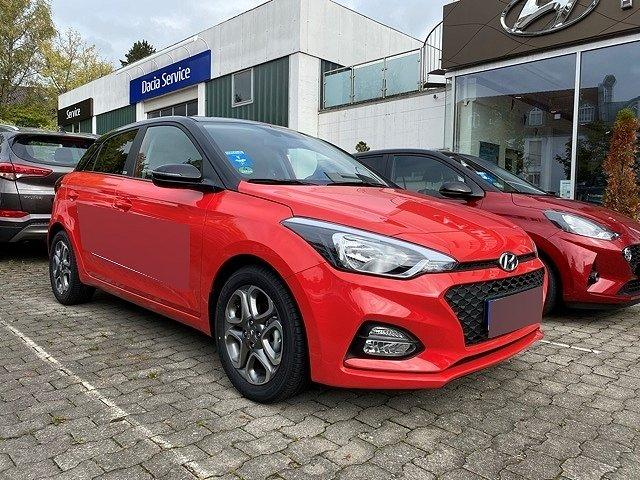 Hyundai i20 - 1.2 Benzin Sonderedition YES! Plus (2019) NAVI+KLIMAAUTO+SHZ+PDC+UVM+