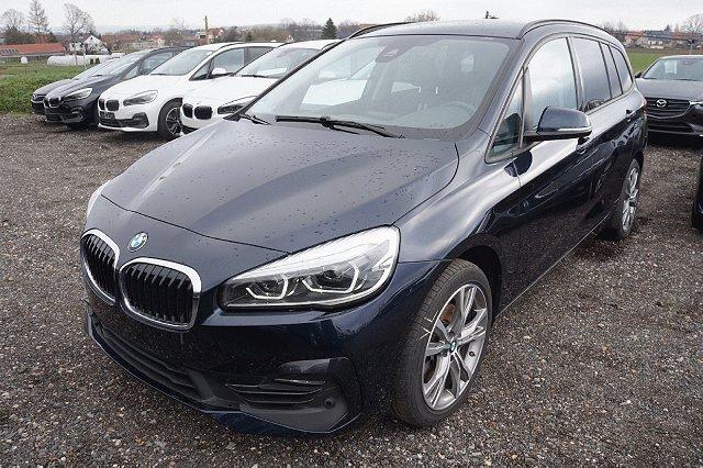 BMW 2er Gran Tourer - 218 i Sport Line*Navi*UPE 45.360€*