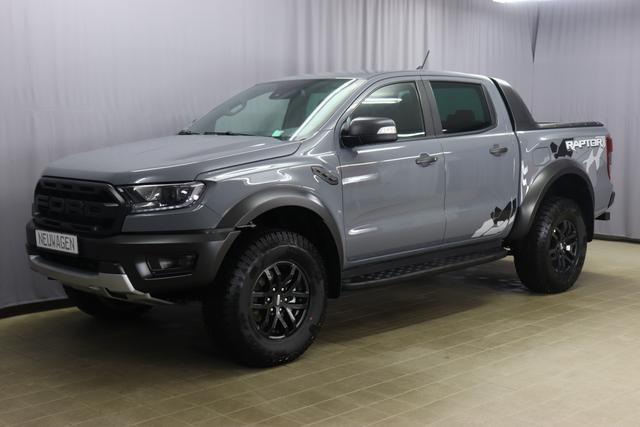 Ford Ranger - Raptor Sie sparen 13.624 Euro, 2.0 157kW 4x4, Mountain Top, Klimaautomatik, Navigationssystem, Rückfahrkamera, Standheizung, Schaltwippen, Beklebung, uvm.