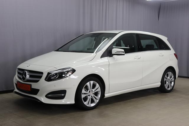 Gebrauchtfahrzeug Mercedes-Benz B-Klasse - B 180 Score 1.6 122PS, Klimaanlage, TOP, Sitzheizung, Lederlenkrad, Audio System, Freisprecheinrichtung, Lichtsensor, LED Licht, 17 Zoll Leichtmetallfelgen, uvm.