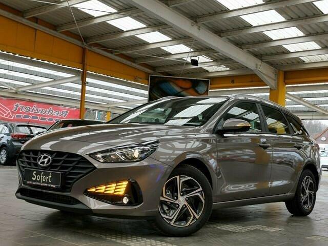 Hyundai i30 Kombi - 1,0 T-GDI Navi* Apple CarPlay Rückf.-Kamera