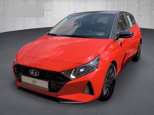 Hyundai i20 - New 1.0 T-Gdi 48V Assistenzpaket Komfortpaket +KAMERA+TOTWINKEL+SMART KEY+UVM+