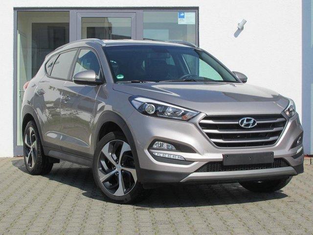 Hyundai Tucson - 1.6 TGDi 130kW 19Zoll Navi Kamera Sitzhzg