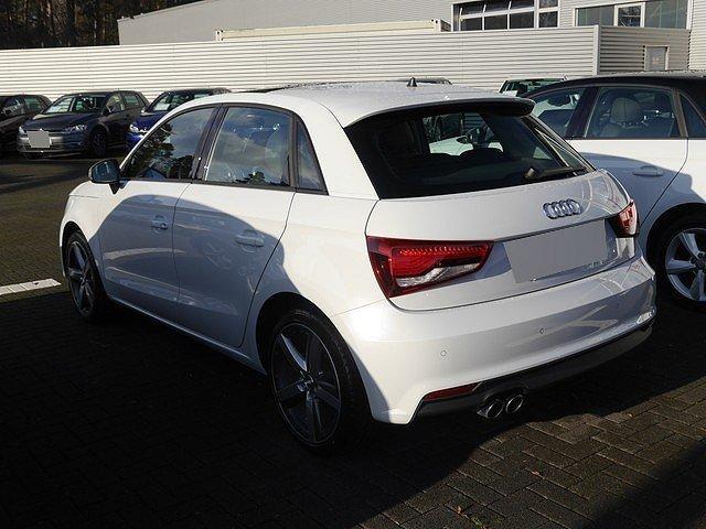 Audi A1 Sportback 1.4 TFSI S tronic Design Xenon Pano N
