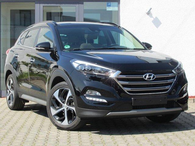Hyundai Tucson - 1.6 T-GDi 130kW DCT 4WD VOLLAUSSTATTUNG