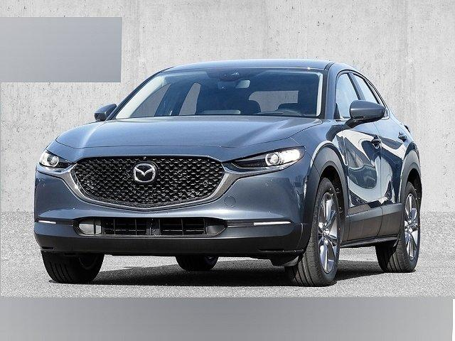 Mazda CX-30 - SKYACTIV-X 2.0 M Hybrid 6-Gang SELECTION A18 Premium-Paket LEDER