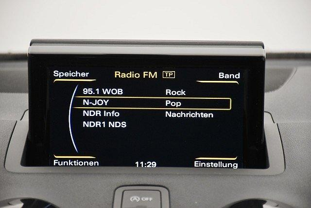 Audi A1 Sportback 1.0 TFSI design Navi/Tempo/Sitzhzg