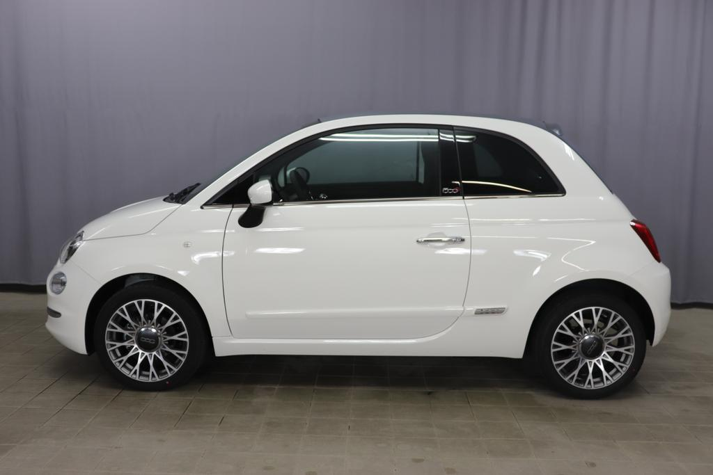 1.0 GSE N3 500C Cabrio Star BSG Hybrid 6GANG 268 Weiß