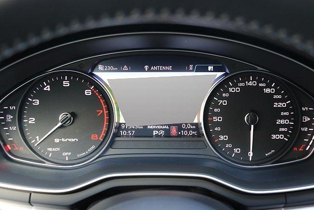 Audi A4 allroad quattro Avant 2.0 TFSI g-tron S-tronic sport S-Line Nav