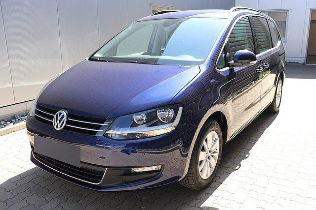 Volkswagen Sharan - 1.4 TSI DSG 7.Sitzer Comfortline Navi,Klima