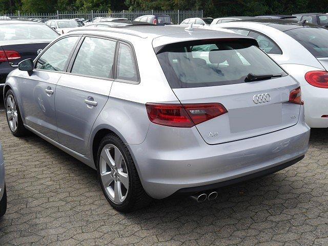 Audi A3 Sportback 2.0 TDI Ambition Xenon+ Pano Navi