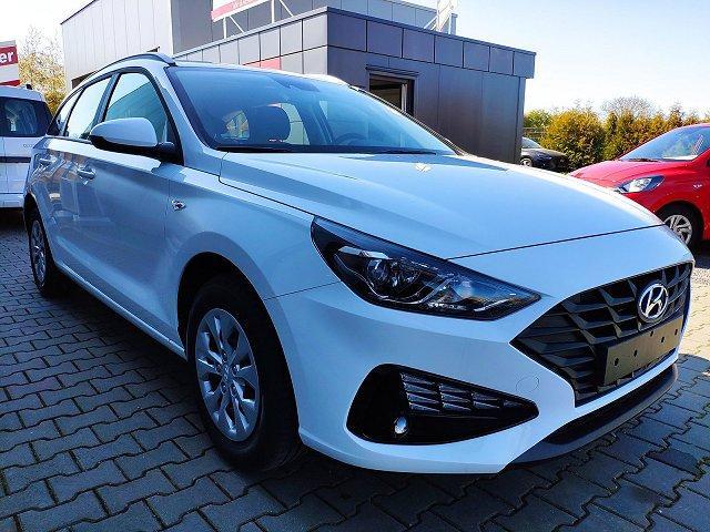 Hyundai i30 Kombi - Klima*Freisprech*Spurhhalteass.*uvm