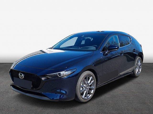 Mazda Mazda3 5-Türer - 3 2.0 150 PS M-Hybrid Selection Automatik
