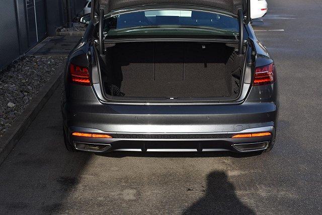Audi A4 Limousine 40 TDI Quattro S-line MATRIX-LED*NAVI*SHZG*PDC